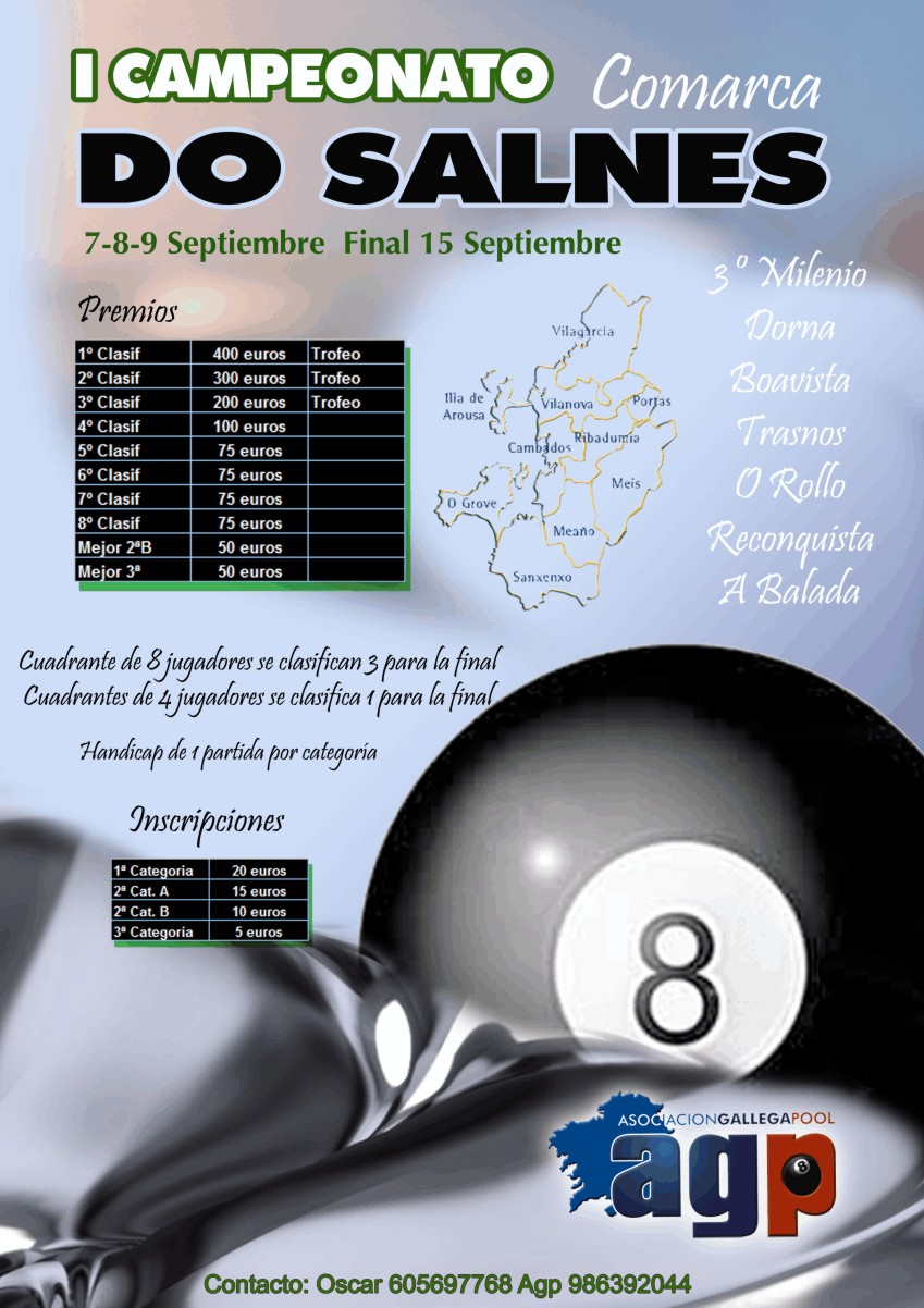 Grillas Torneo Comarca do Salnes